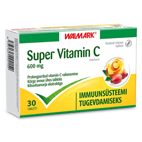 Super vitamin C 600 mg